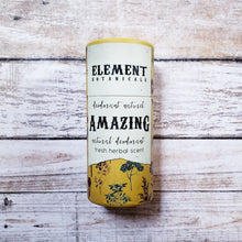 Element Botanicals Natural Deodorant - Amazing Scent