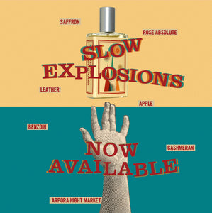 Imaginary Authors Perfume - Slow Explosions 14 ML