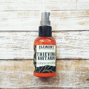 Element Botanicals Thieving Bastards Lotion