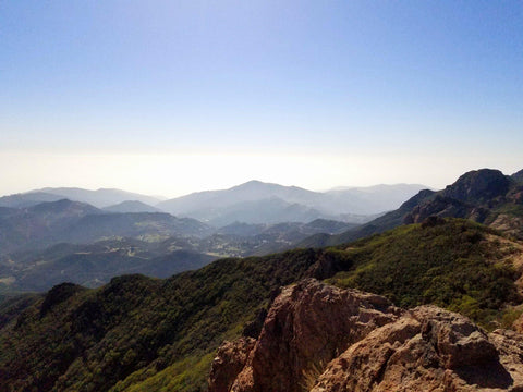 Sandstone Peak (Beginner to Intermediate)