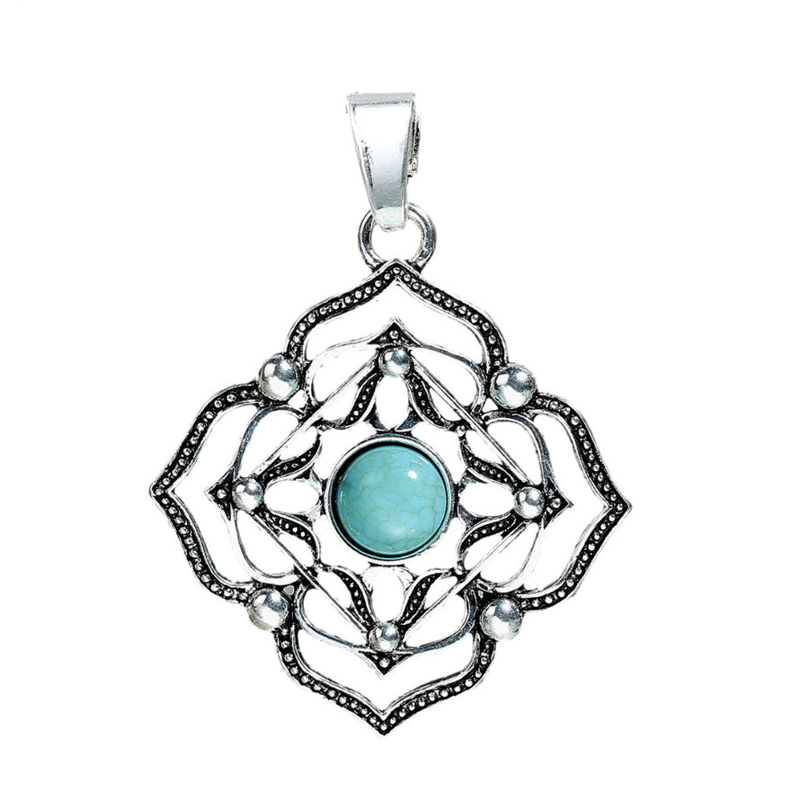 Chakra Pendant Flower - AM Craftworks Studio