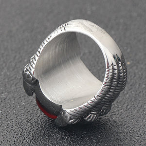 Dragon Egg Claw Ring - AM Craftworks Studio