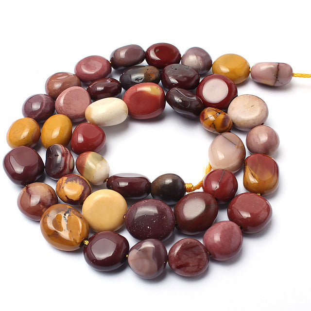 Natural Stone Beads - AM Craftworks Studio