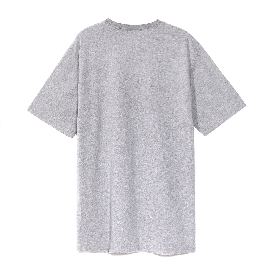 T Shirt HEATWAVE GREY MELANGE