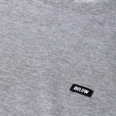 T Shirt ESSENTIAL FW GREY MELANGE