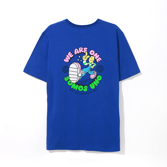 T Shirt NATO AZUL ROYAL