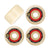 SPITFIRE WHEELS - F4 TABLETS NATURAL101D - 53 MM