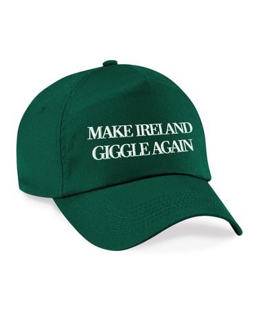 Official Make Ireland Giggle Again hat