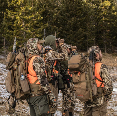 Alps Outdoorz Hybrid x Pack - This pack is great for all sportsman that like a pack that can handle you day gear and also handle your several day back country hunts