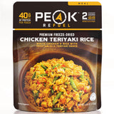 Peak Refuel Chicken Teriyaki Rice - Ultra x Hunt
