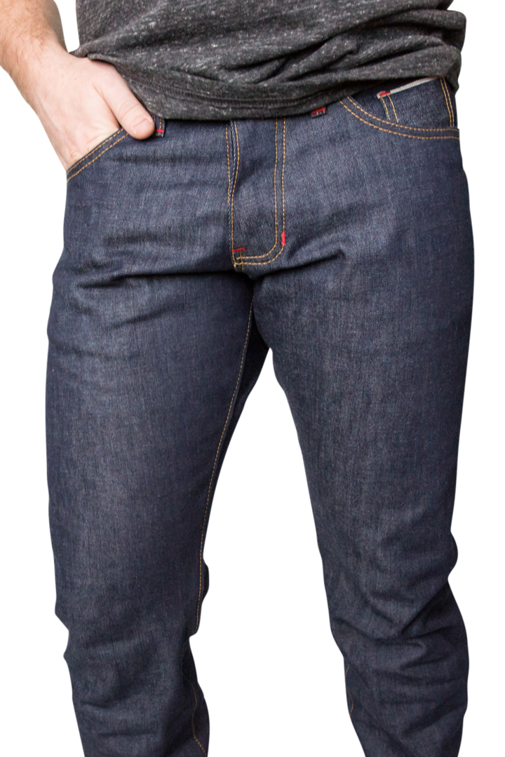HOCKEY CUT MEN'S SELVEDGE JEANS - EVERY*