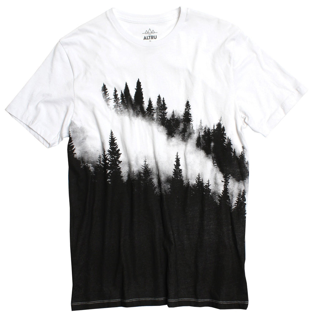 ALTRU APPAREL FOGGY PINES TEE - EVERY*