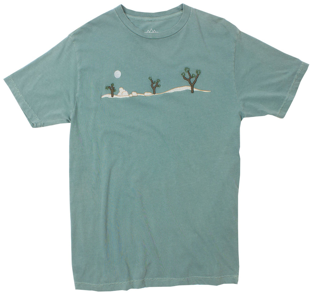 ALTRU APPAREL JOSHUA TREE EMBROIDERY TEE