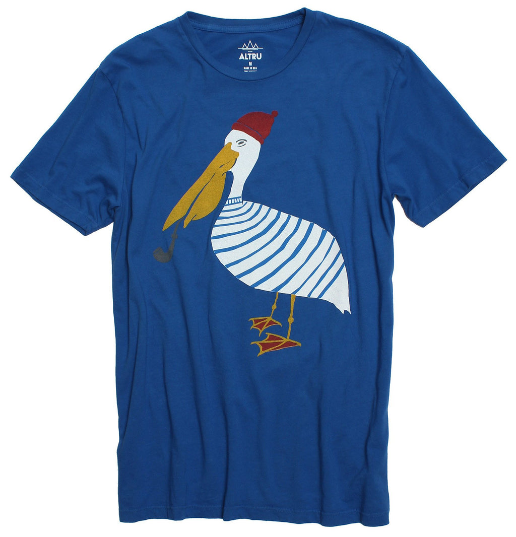 ALTRU APPAREL PELICAN WITH PIPE TEE