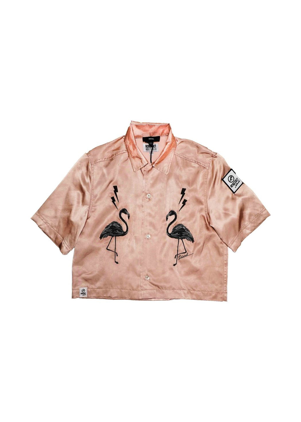 DIESEL X RCNSTRCT Miami Dreaming Blouse - EVERY*