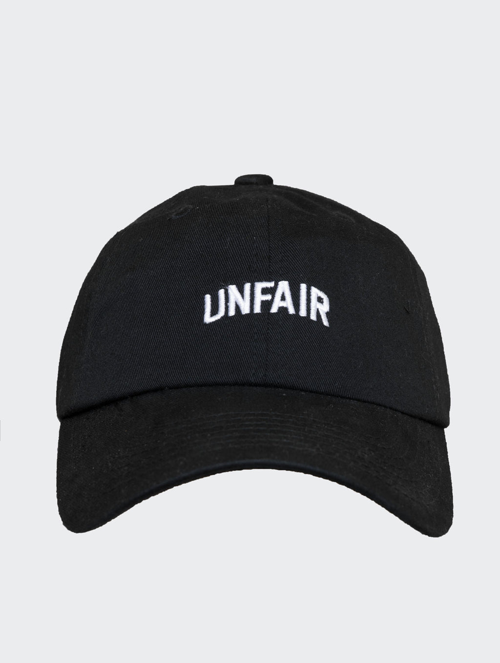 UNFAIR CAP BLACK