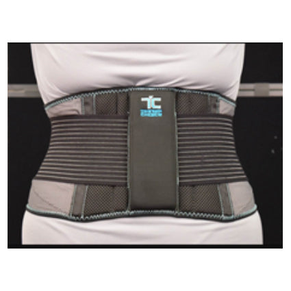 Adjustable Compression Lumber Support Belt Trainers