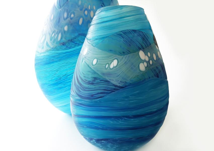 Lynden Over Lava Glass - ARTIST BIOGRAPHY