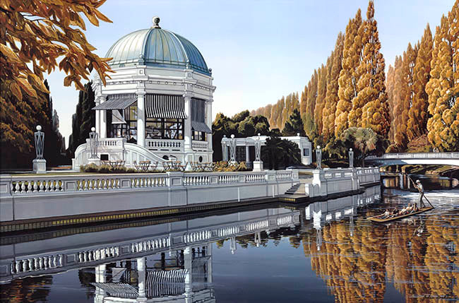 The Band Rotunda, Christchurch
