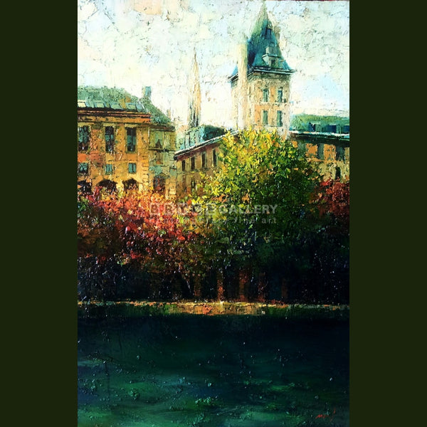Autumn Sonata Paris Paintings