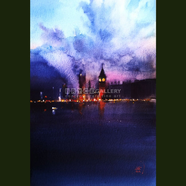 Big Ben Paintings