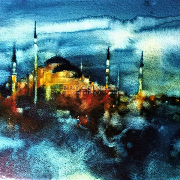 Cityscape Watercolour Workshop On 30Th & 31St Jan 2021 Workshops