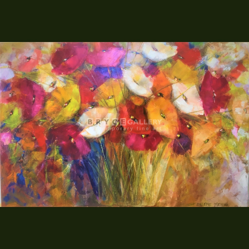 Colourful Bouquet Ii Paintings