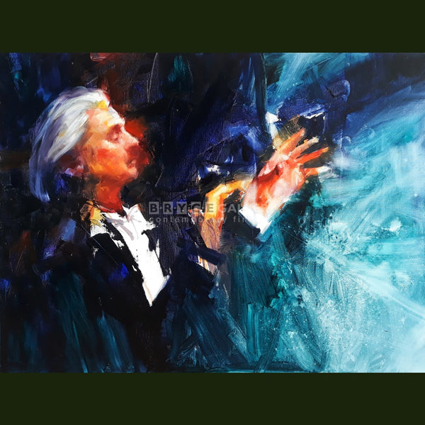 Conductor I Paintings