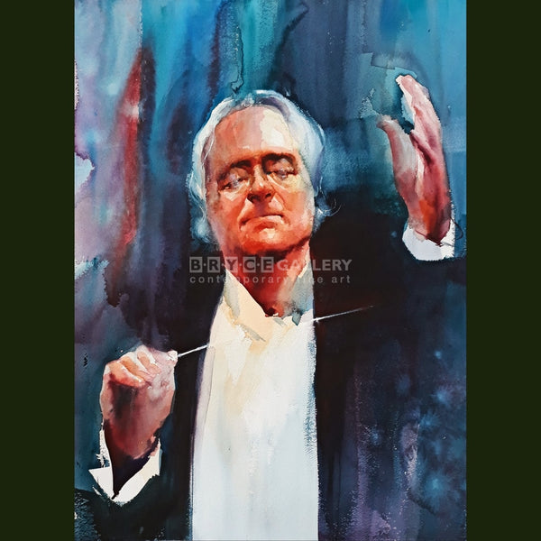 Conductor Ii Paintings