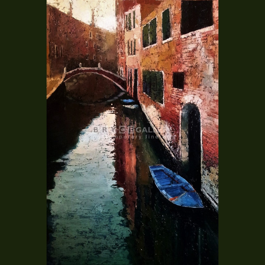 Eternal Beauty I Venice Paintings
