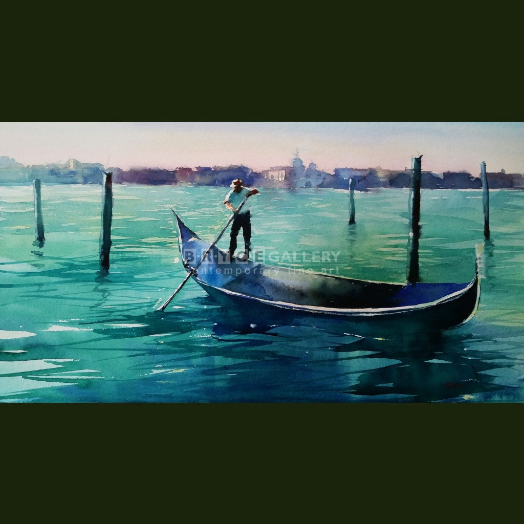Gondolier Paintings