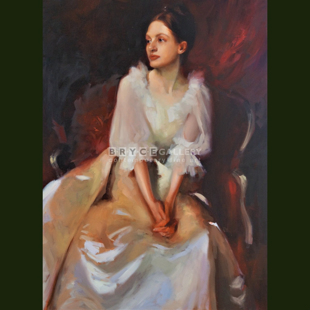 Helen Dunham For John Singer Sargent Paintings