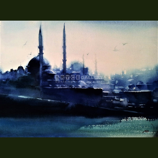 Istanbul Paintings