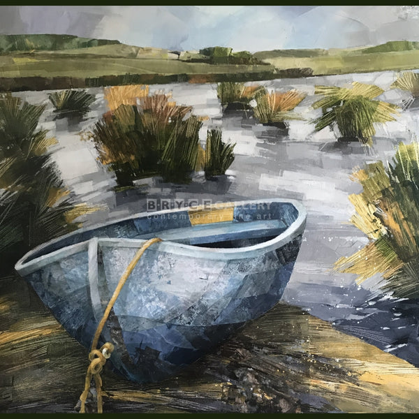 Ivans Pond Paintings