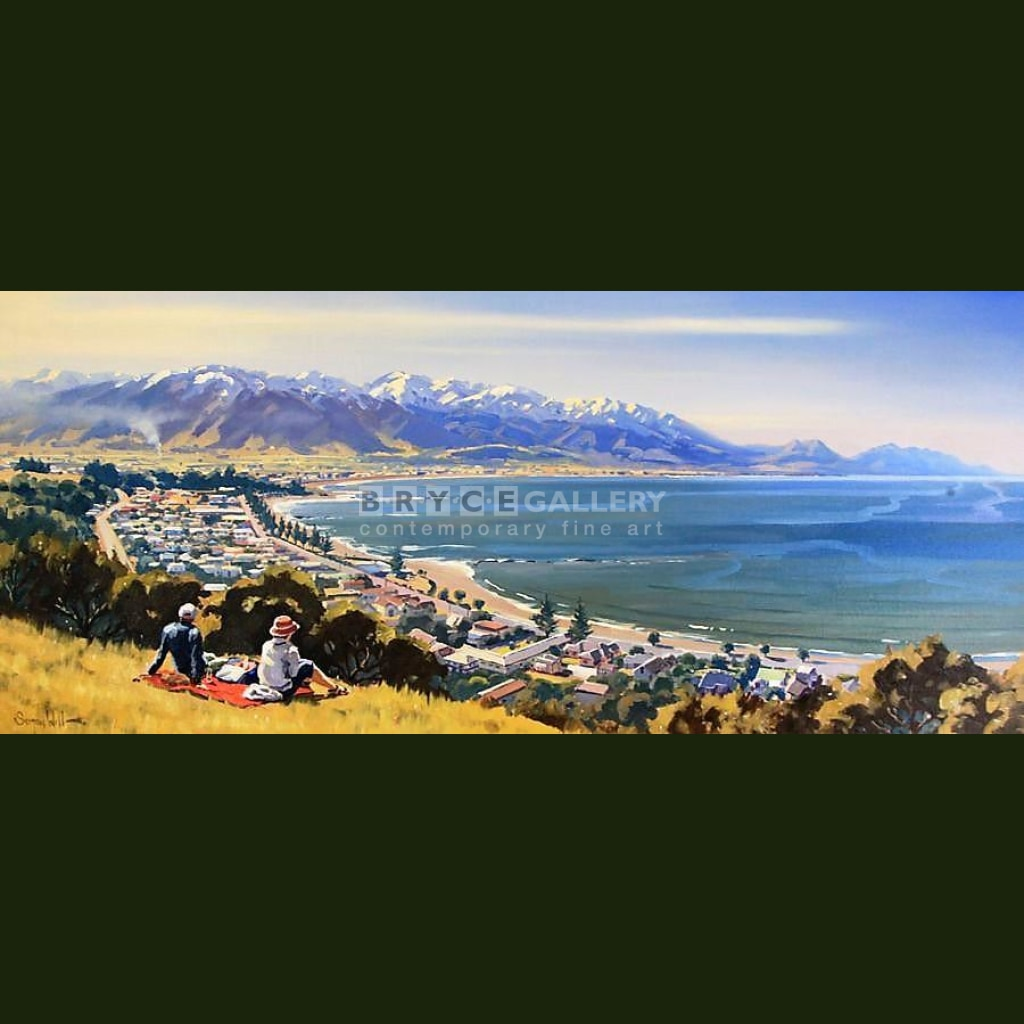 Kaikoura Vista Paintings