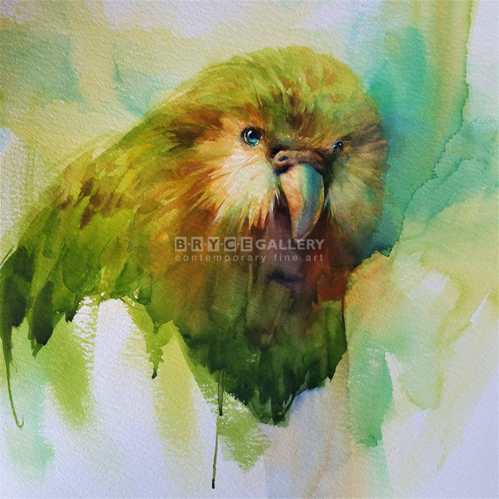 Kakapo Paintings