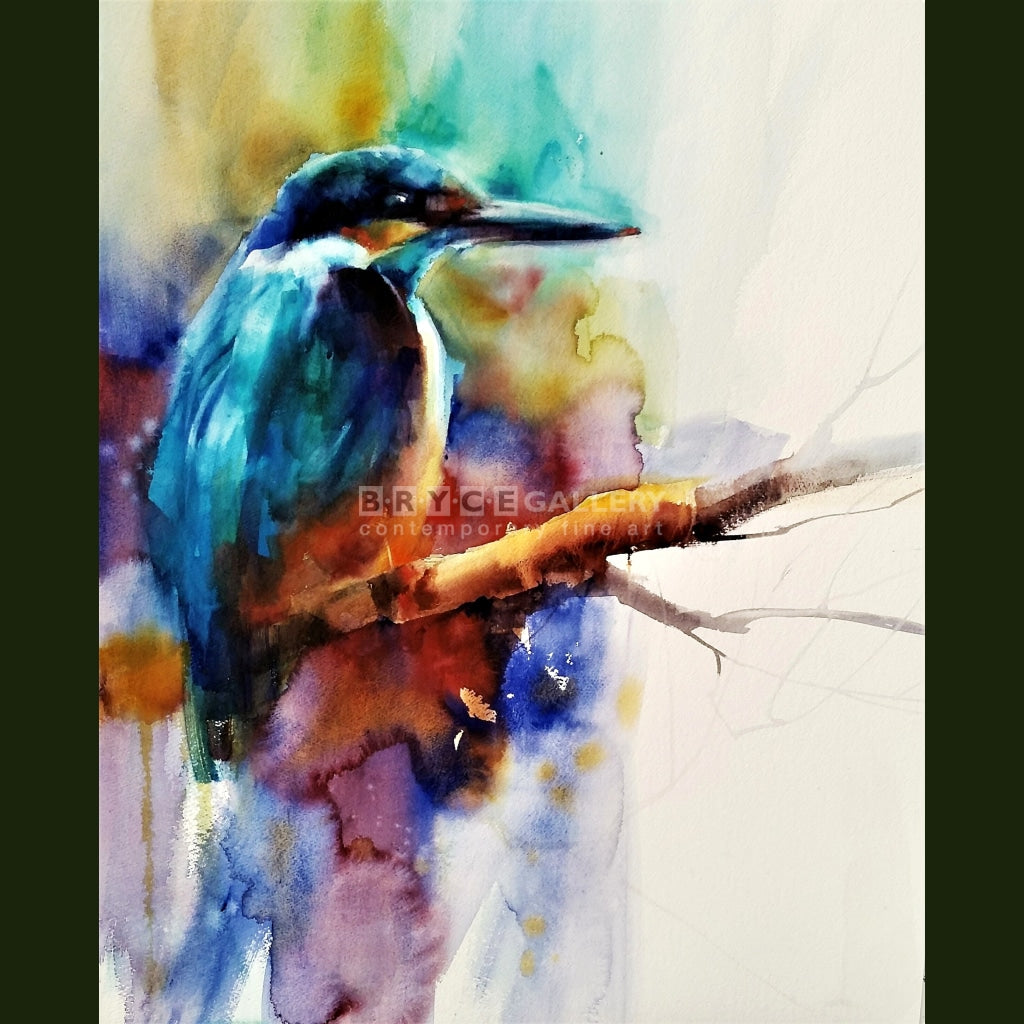 Kingfisher Ii Gicléés Prints