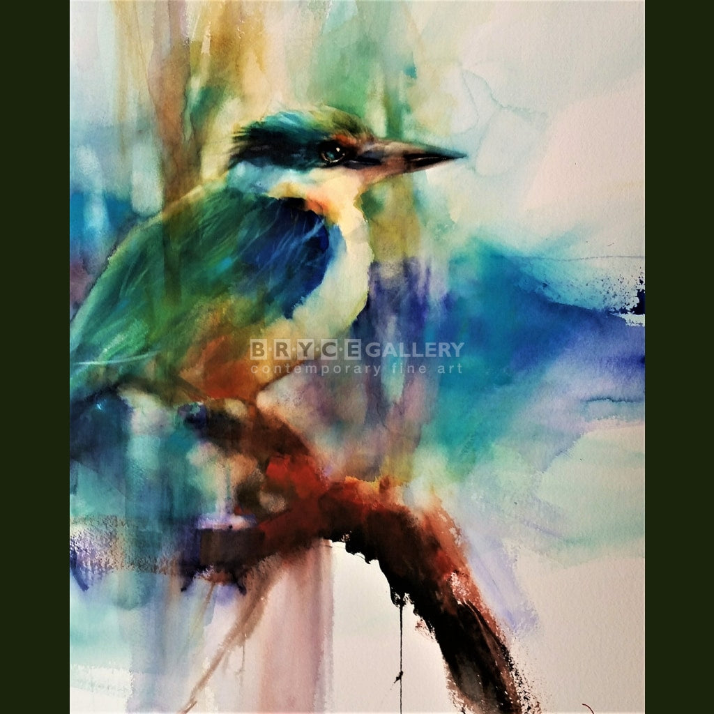 Kingfisher Iii Paintings