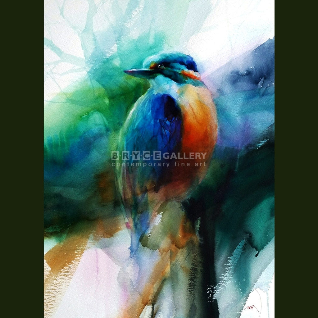 Kingfisher Paintings