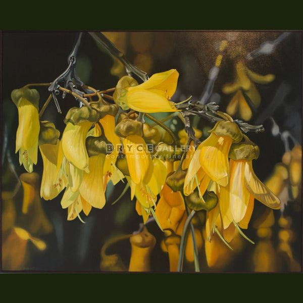 Kowhai Paintings