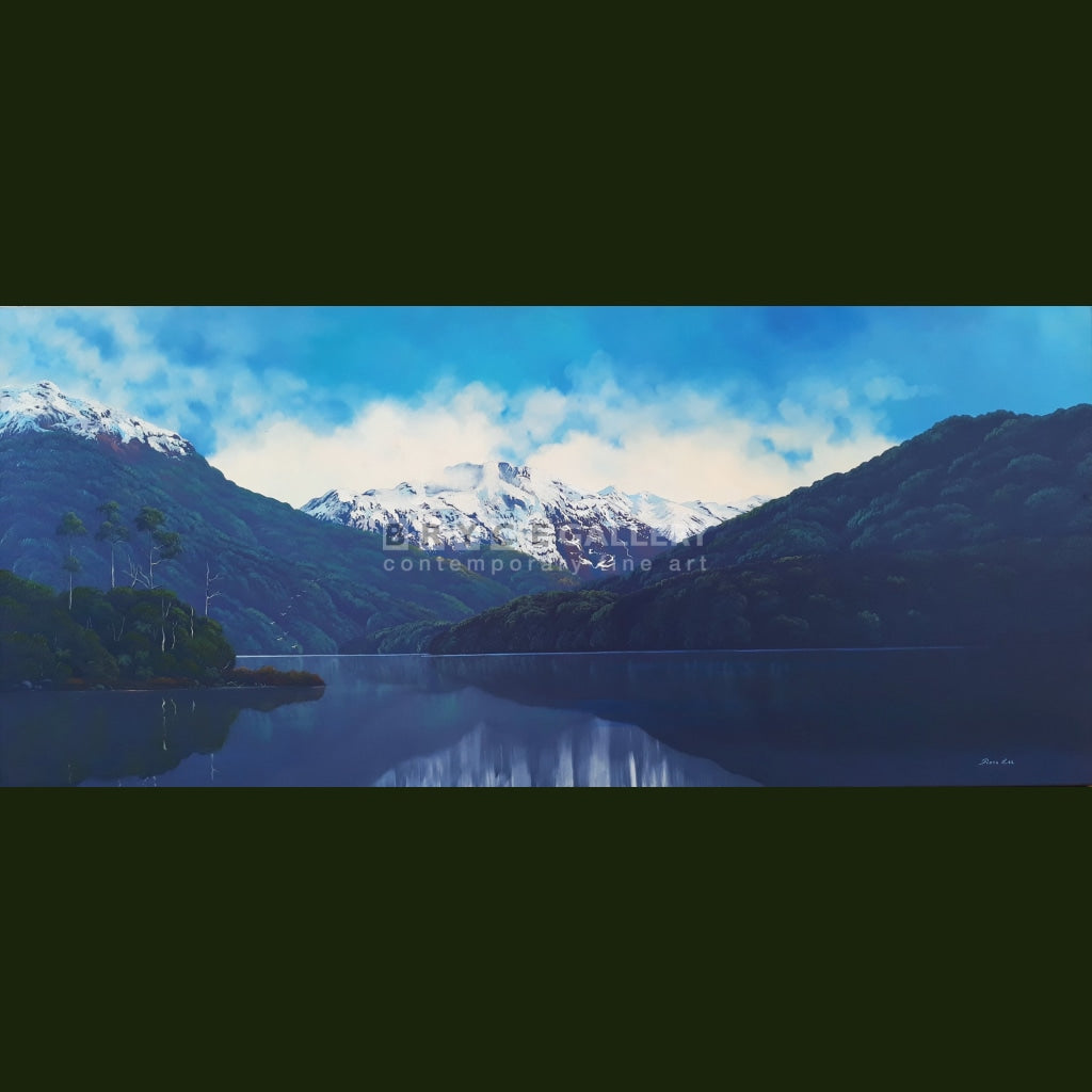 Lake Manapouri Paintings