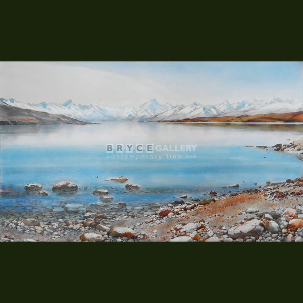 Lake Pukaki Paintings