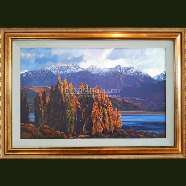 Lake Whakatipu Paintings