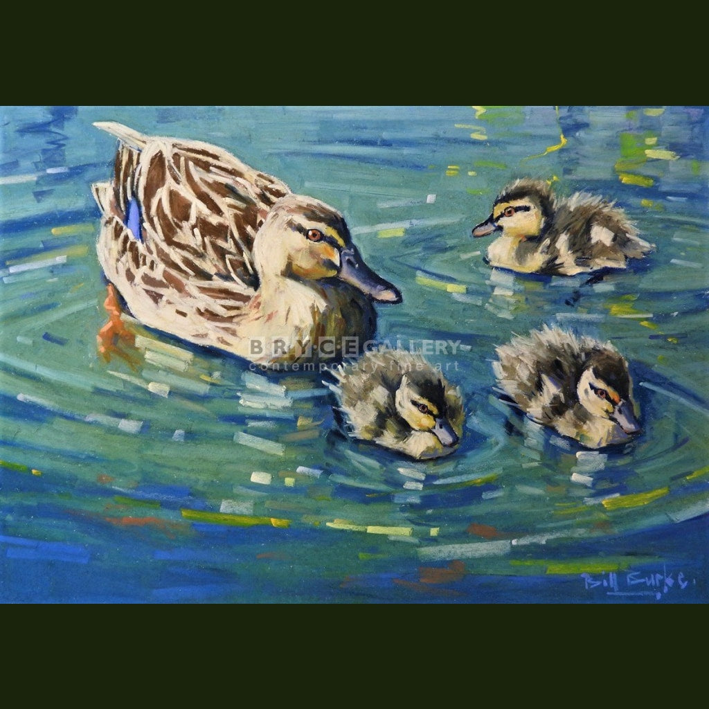 Mothers Affection Paintings