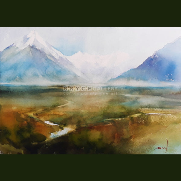 Mount Cook Paintings