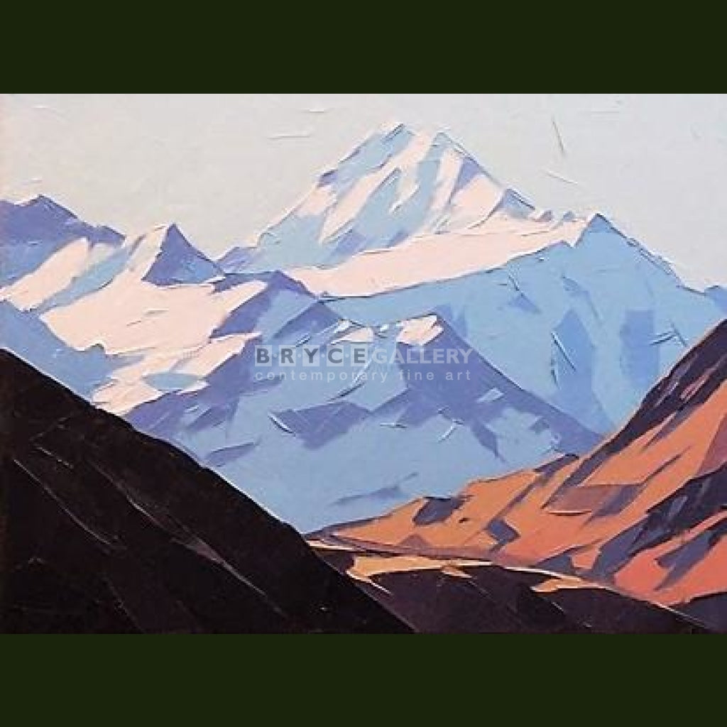 Mt Aspiring Wanaka Paintings