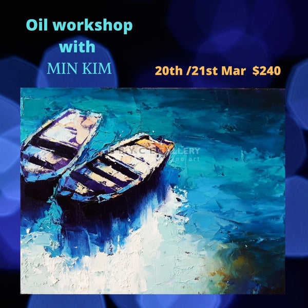 Oil Workshop On 19Th & 20Th March Workshops
