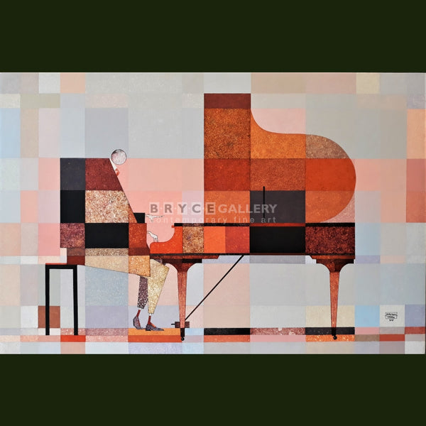 Pianist Paintings
