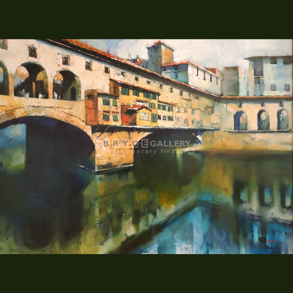 Ponte De Vecchio Paintings