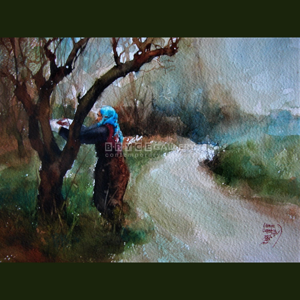 Pruning In Spring Paintings